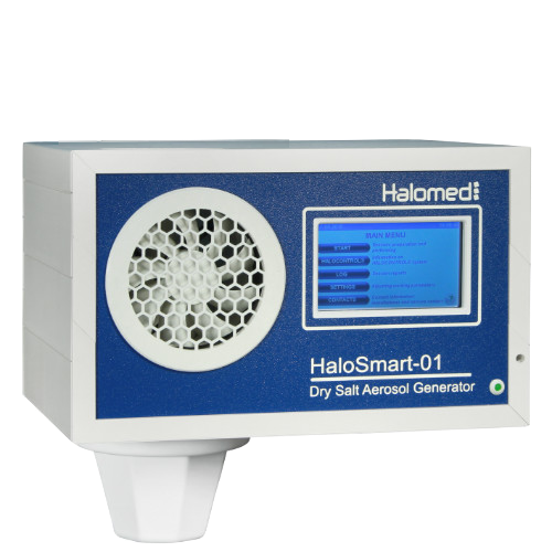 HaloSmart01-Halogenerator for salt room