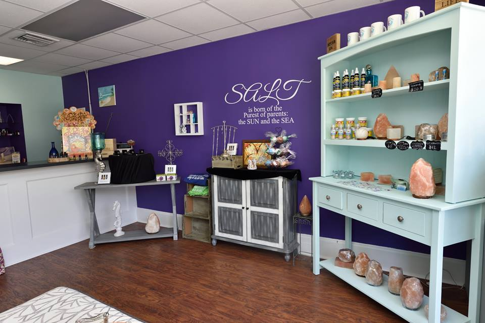North Jersey's First Controlled Salt Therapy Spa Opens